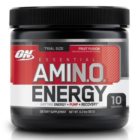 OPTIMUM NUTRTION AMINO ENERGY CLEARANCE - gymstop