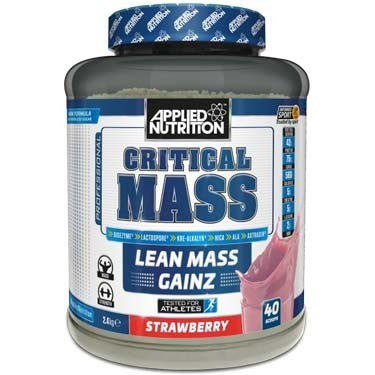 Applied Nutrition Critical Mass 2.4kg - gymstop