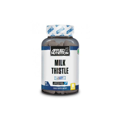 APPLIED NUTRITION Milk Thistle 90 Tabs - gymstop