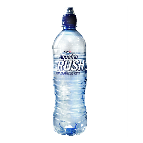 Aquafria Rush Still Bottled Water 12 x 750ml