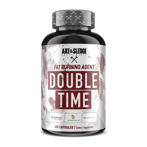Axe & Sledge Double Time 60 Caps - gymstop