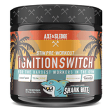 Axe & Sledge Ignition Switch Stim Pre Workout 200g