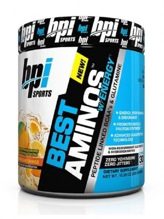 BPI Sports Best Aminos w/Energy 300g - gymstop