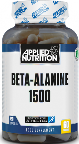 Applied Nutrition Beta-Alanine 1500mg 120 Caps - gymstop