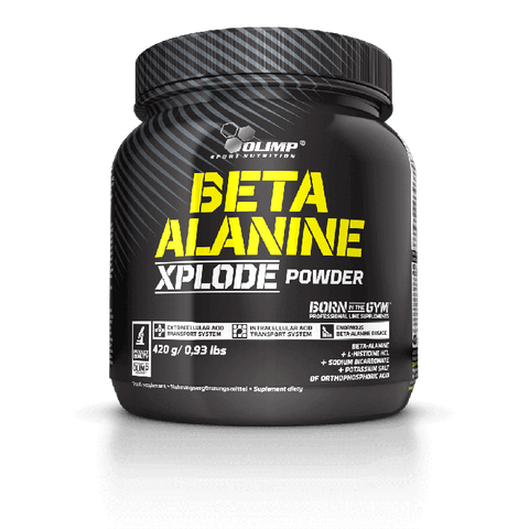 Olimp Nutrition Beta Alanine Xplode 420g - gymstop