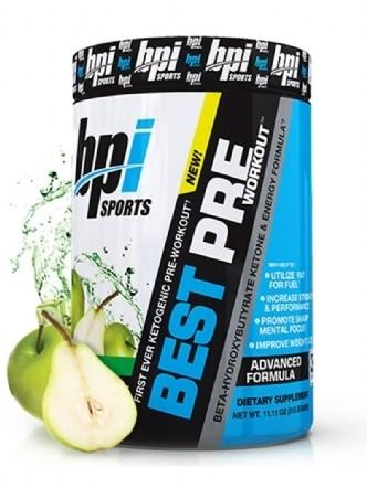 BPI Sports Best Pre 315g - gymstop