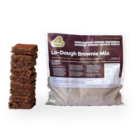 Lo-Dough Brownie Mix 262g