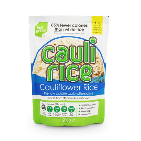 Cauli Rice Original 200g - gymstop