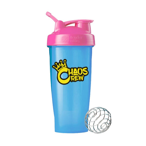 Chaos Crew Limited Edition Shaker Blue/Pink - gymstop