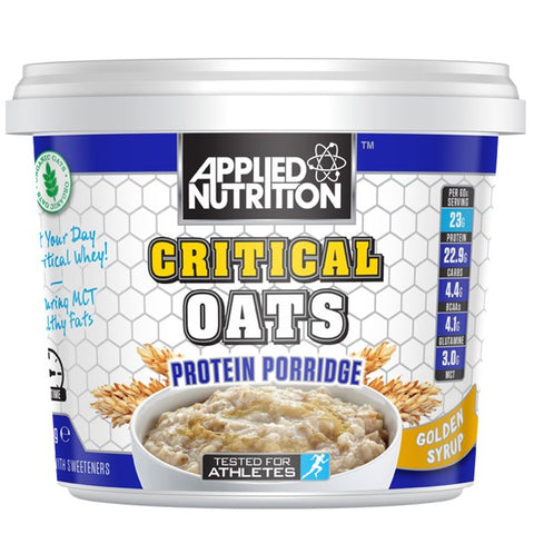 Applied Nutrition Critical Oats 12 x 60g - gymstop