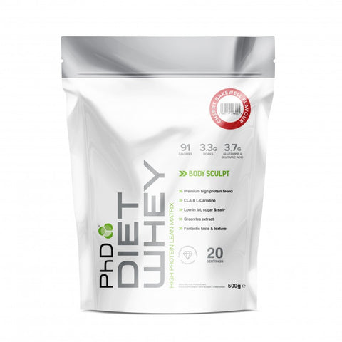 PhD Nutrition Diet Whey 500g - gymstop