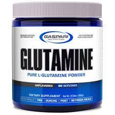 Gaspari Nutrition Glutamine - gymstop