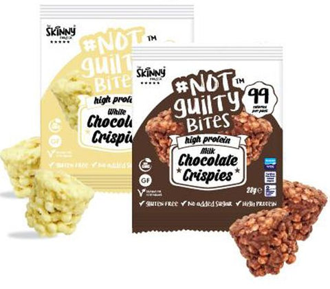 The Skinny Food Co Not Guilty Bites 10 x 23g