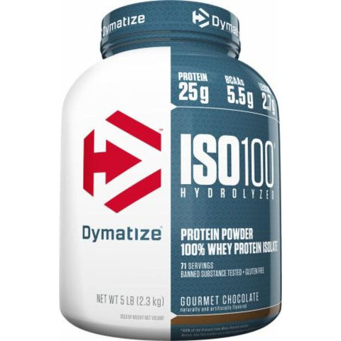 Dymatize ISO 100 2.2kg - gymstop