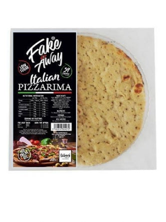 The Skinny Food Co Fake Away Whole Pizza Base 200g