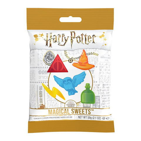 Harry Potter Magical Sweets Peg Bag 59g