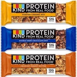 KIND Protein Bars 12 x 50g - gymstop