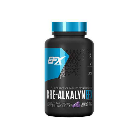 All American EFX Kre-Alkalyn 120 caps - gymstop