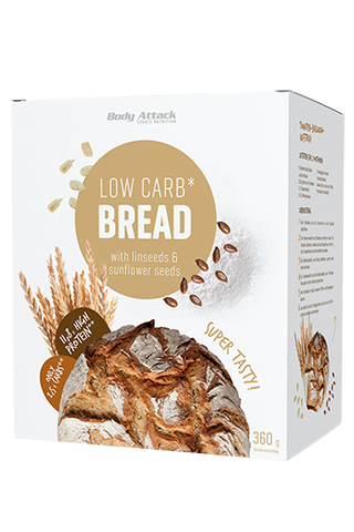 Body Attack Low Carb Bread Kit 360g
