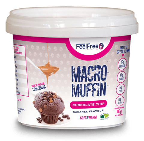 Feel Free Macro Muffin 50g - gymstop