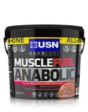 USN Muscle Fuel Anabolic 4kg Plus 700ml Shaker - gymstop