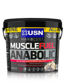 USN Muscle Fuel Anabolic 4kg Plus 2.2L Jug - gymstop