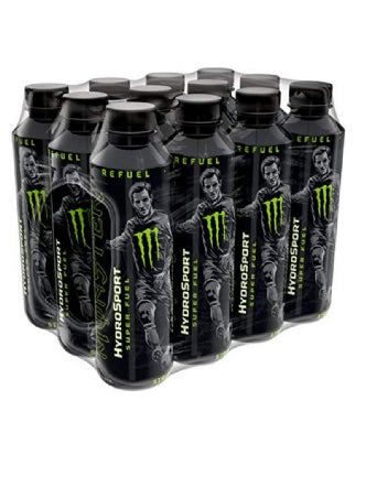 Monster Hydro Sport Super Fuel 12 x 660ml