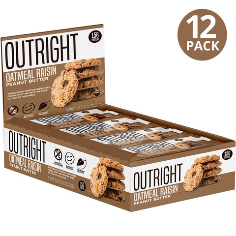 MTS Nutrition Outright Bar 12 x 60g - gymstop