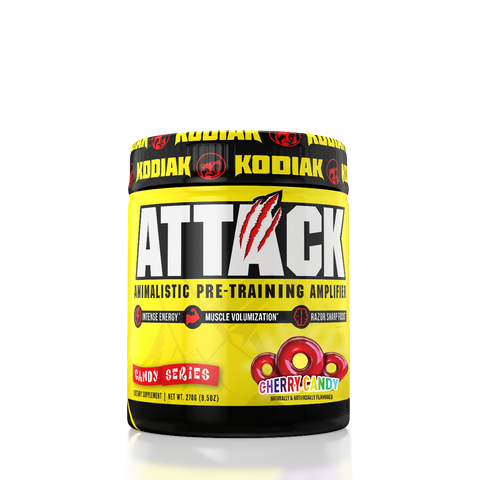 Kodiak Attack 250g - gymstop