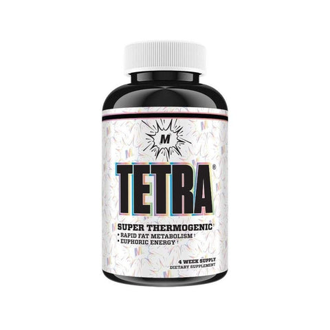 MYOBLOX TETRA (Super Thermogenic) 56 Servings (56 Caps) - gymstop