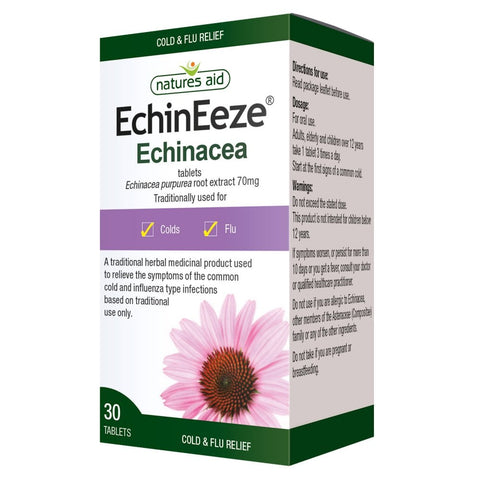 Natures Aid EchinEeze 30 Tabs