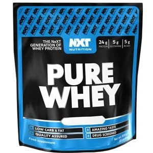 NXT Nutrition Pure Whey 600g - gymstop