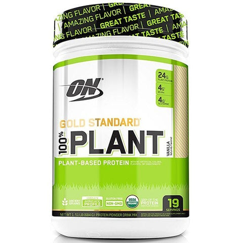 Optimum Nutrition Gold Standard 100% Plant 684g - gymstop