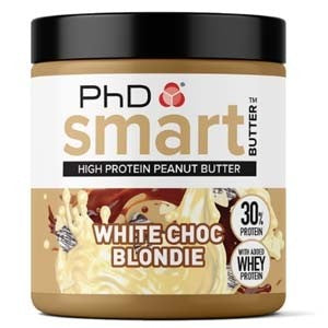 PhD Nutrition Smart Bar Nut Butter 250g