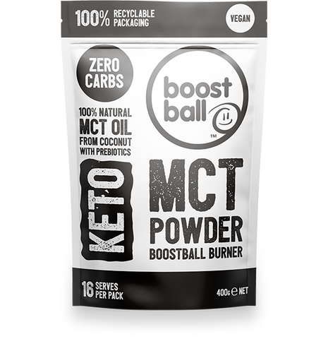 Boostball Burner MCT Powder 400g