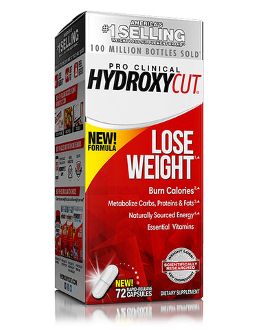 MuscleTech Hydroxycut Pro Clinical 72 Caps