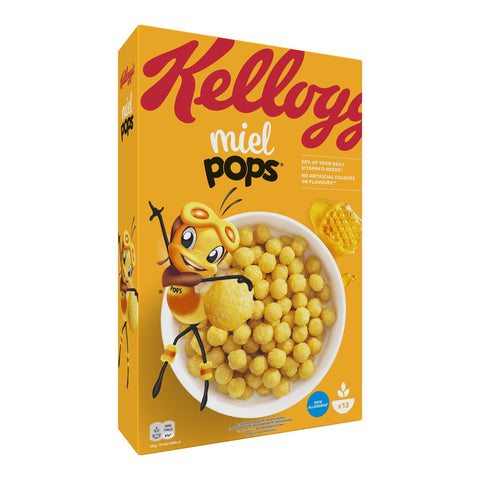 Kellogg's Honey Pop's 400g