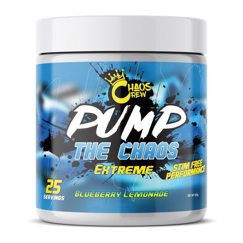 Chaos Crew Pump The Chaos Extreme 325g