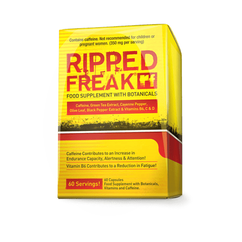 PHARMAFREAK RIPPED FREAK X 60 - gymstop