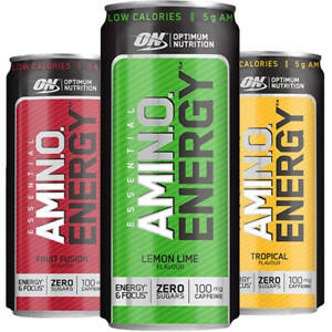 Optimum Nutrition AmiNO Energy RTD 330ml - gymstop