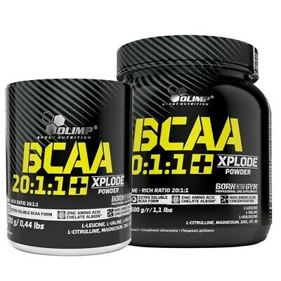 Olimp Nutrition BCAA 20:1:1 Xplode - gymstop