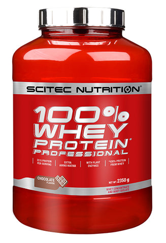 SciTec Nutrition 100% Whey Protein Professional 2350g - gymstop