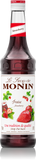 Monin Glass Bottle Syrups 700ml
