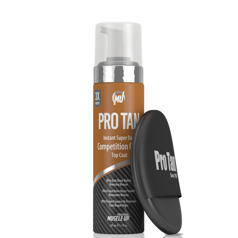 Pro Tan Instant Instant Super Dark Top Coat 207 ml - gymstop