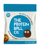 The Protein Ball Co Whey Protein Balls 10 x 45g - gymstop