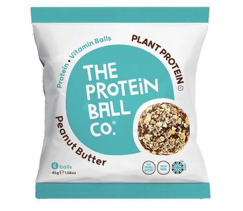 The Protein Ball Co Vegan Protein Balls 10 x 45g