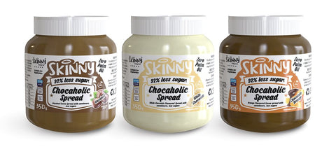 The Skinny Food Co Chocolate Spread 350g - gymstop