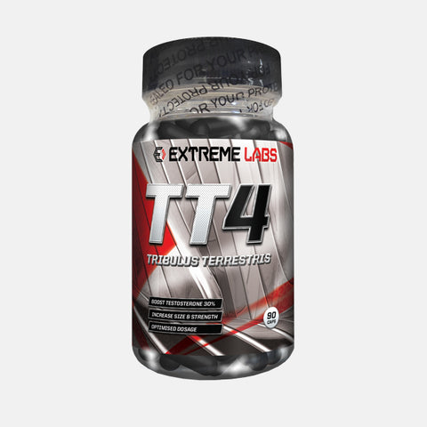 Extreme Labs TT4 90 Capsules - gymstop