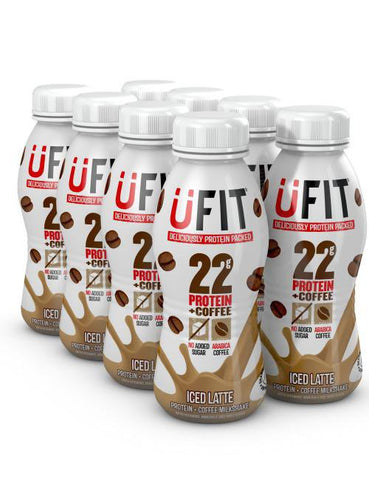 UFIT High Protein Shake 8 x 310ml - gymstop