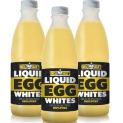 Uncle Jack's Free Range Liquid Egg White's - gymstop